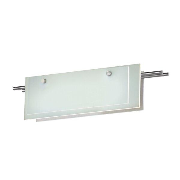 Varner 1-Light Bath Bar by Orren Ellis
