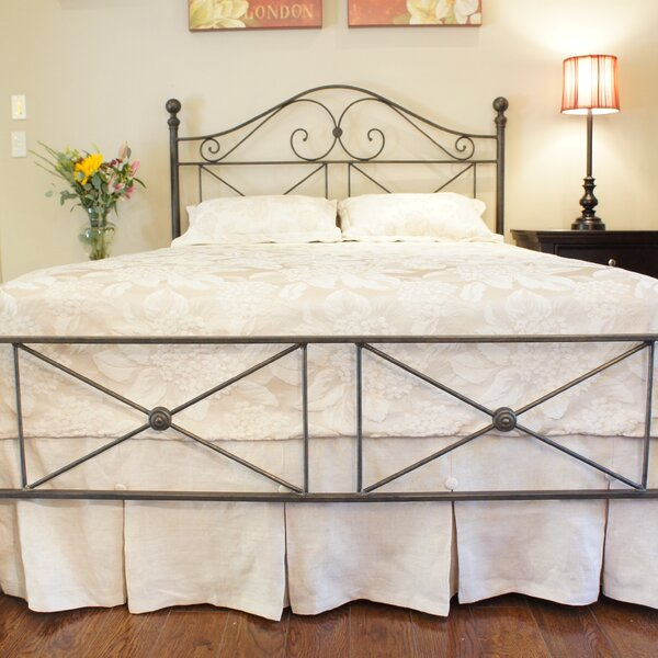 Aptos Standard Bed by Benicia Foundry and Iron Works