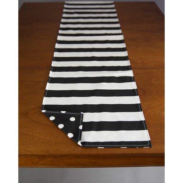 Stripe Table Runner by CaughtYaLookin'