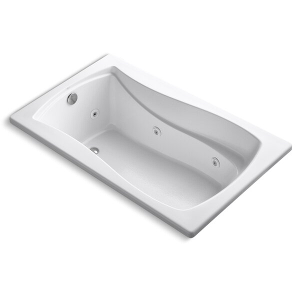 Mariposa 60 x 36 Whirlpool Bathtub by Kohler