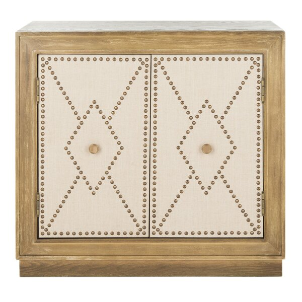 Marcel 2 Door Accent Chest by Everly Quinn