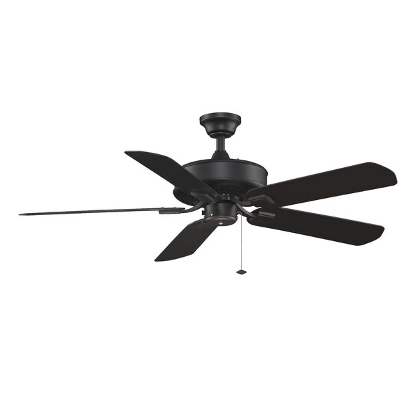 50 Edgewood 5-Blade Ceiling Fan by Fanimation
