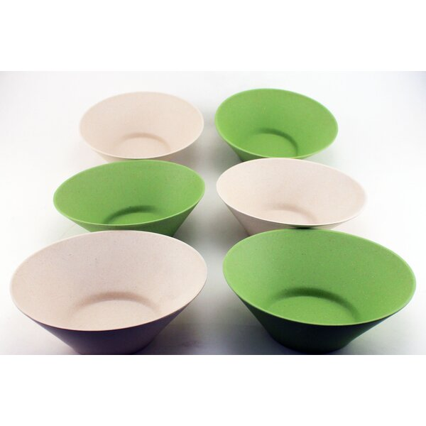 CookNCo Cereal Bowl Set (Set of 6) by BergHOFF International
