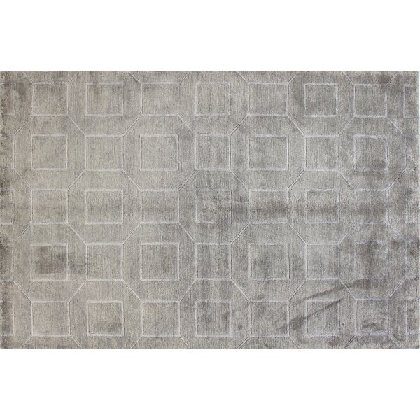 Sussex Platinum Rug by Bashian Rugs