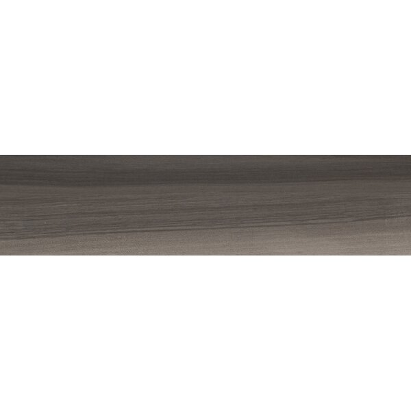 Acazia 6 x 36 Ceramic Wood Look Tile in Black by MSI
