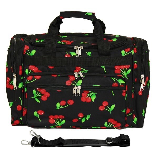 Cherry 19 Shoulder Duffel by World Traveler