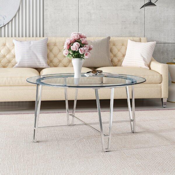 Royalston Coffee Table By Brayden Studio