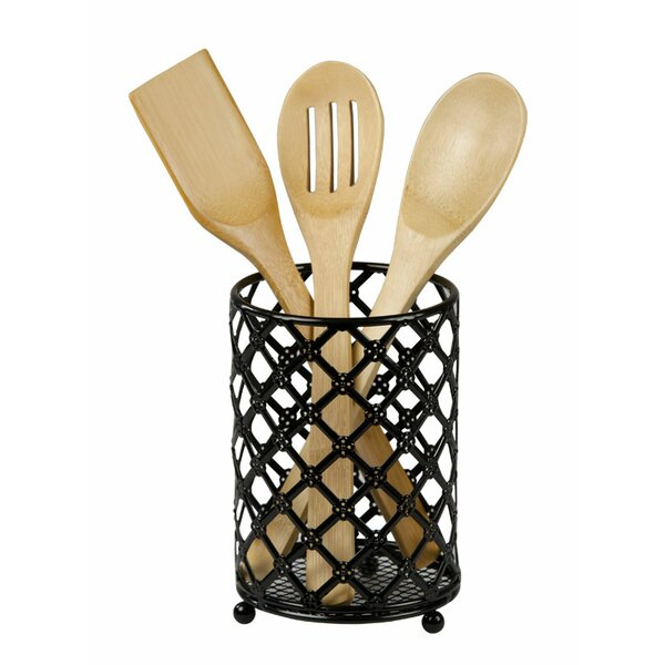 Lattice Cutlery Holder by Home Basics