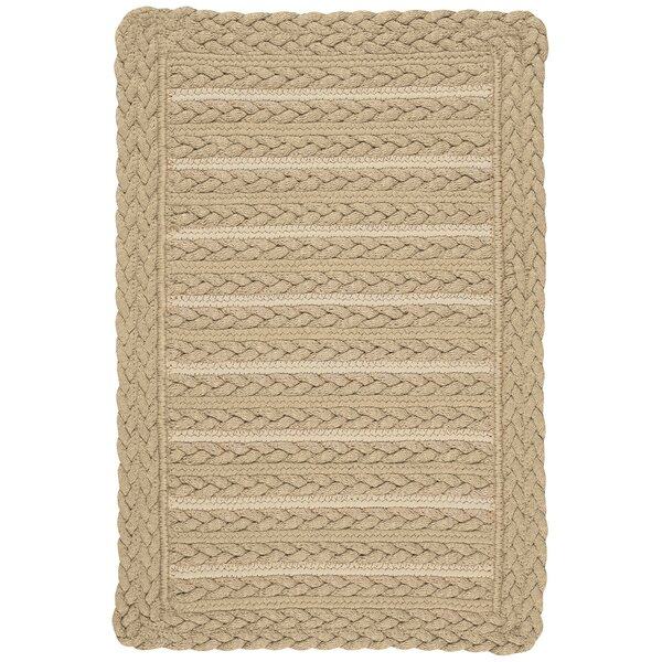 Lyndon Beige Indoor/Outdoor Area Rug by Highland Dunes