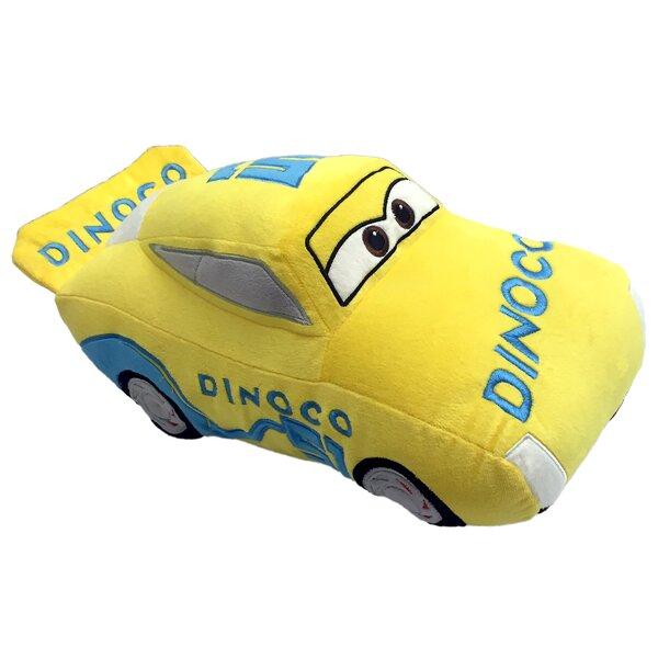 Disney Pixar Cars 3 Movie Cruz Ramirez Race Plush Throw Pillow by Warner Brothers