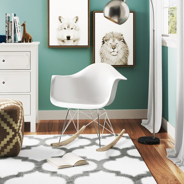 Elsa Rocking Chair by Viv + Rae