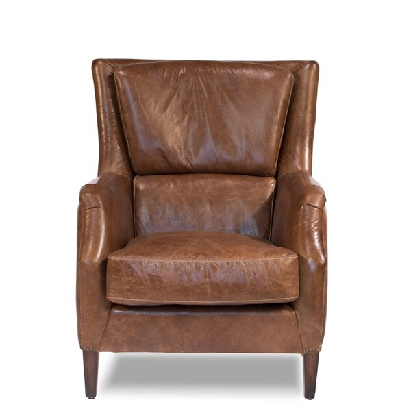 Baker Wingback Chair by Sarreid Ltd