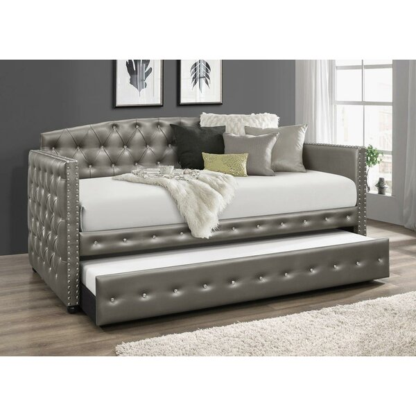 Bertie Daybed with Trundle by Mercer41