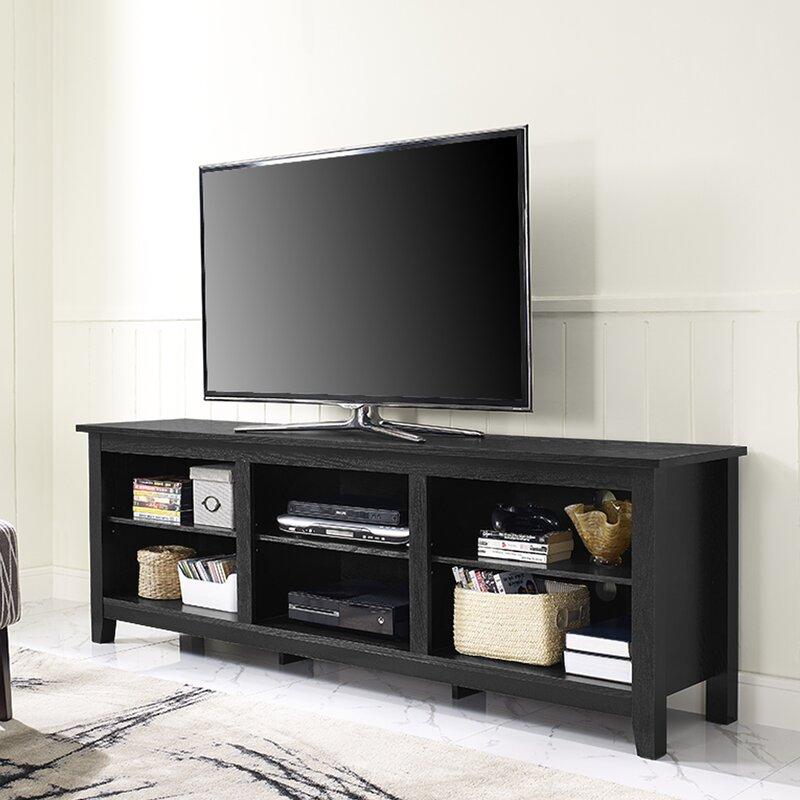 Sunbury 70 Quot Tv Stand With Optional Fireplace Amp Reviews