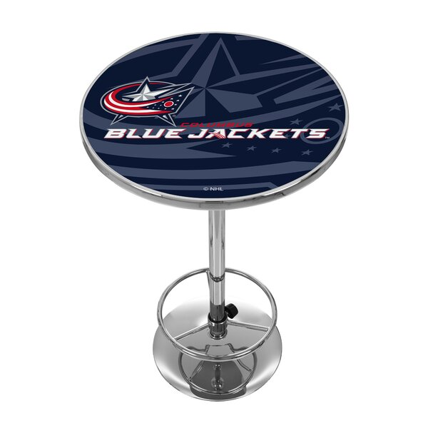 NHL Watermark Pub Table by Trademark Global