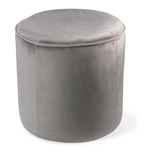 Pouf Brysen Brambly Cottage Polsterfarbe: Taupe   Wohnzimmer > Hocker & Poufs > Poufs   Brambly Cottage