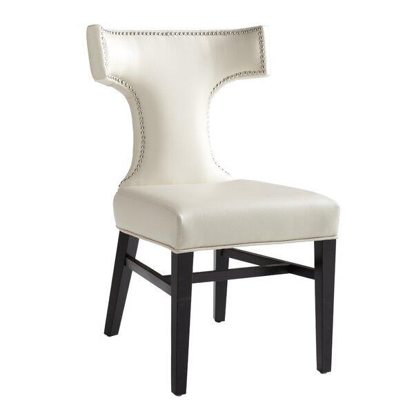 5West Serafina Upholstered Dining Chair (Set of 2) by Sunpan Modern