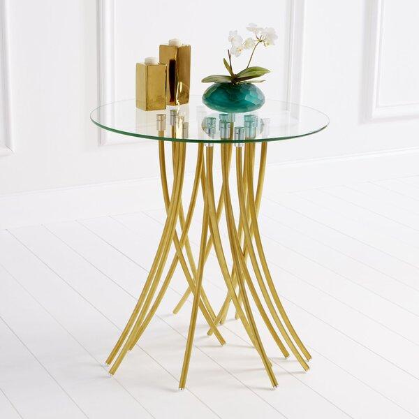 Tuffoli End Table by Cyan Design