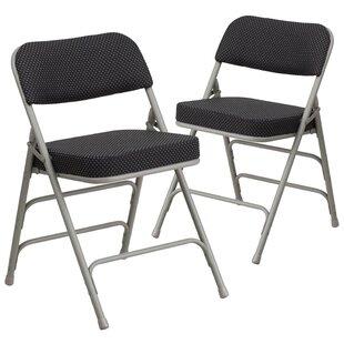 300 Lbs Padded Folding Chairs You Ll Love In 2021 Wayfair