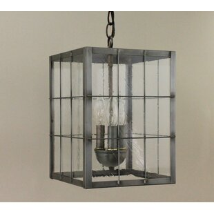 Compare 4000 Series 3-Light Outdoor Hanging Lantern By Brass Traditions