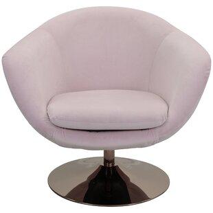 Steinmetz Swivel Barrel Chair