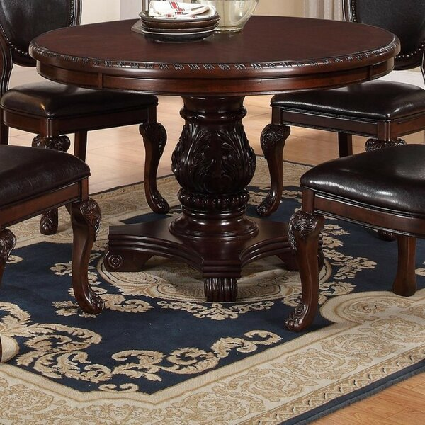 Vishwakarma Dining Table by Astoria Grand