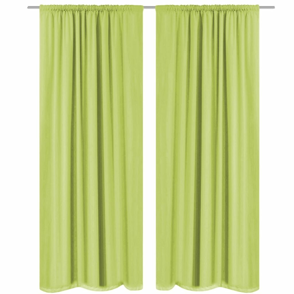 Babson Slot Top Blackout Thermal Curtains