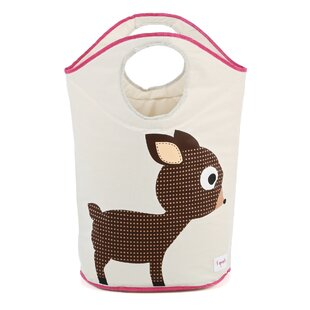 Read Reviews Deer Laundry Hamper By 3 Sprouts