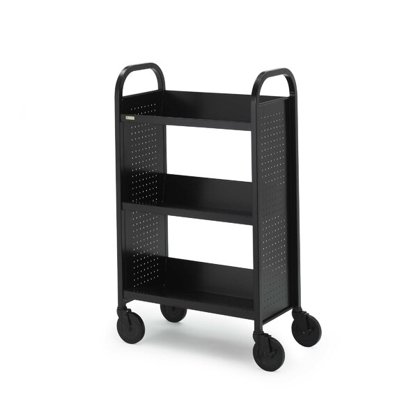 Book Cart by Bretford Manufacturing Inc
