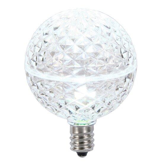 0.37W 130-Volt LED Light Bulb (Set of 25) by Vickerman