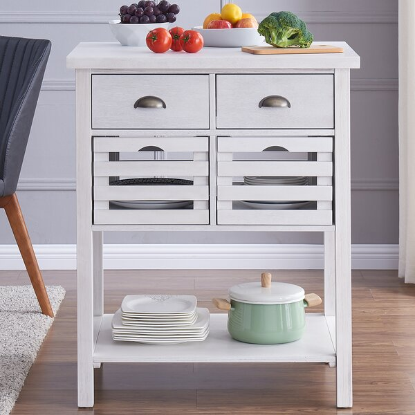 Furlow Kitchen Island by Breakwater Bay