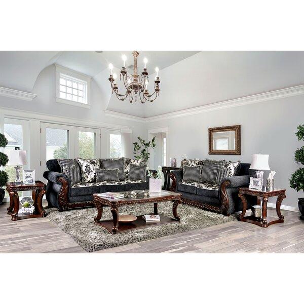 Andrea Configurable Living Room Set by Astoria Grand