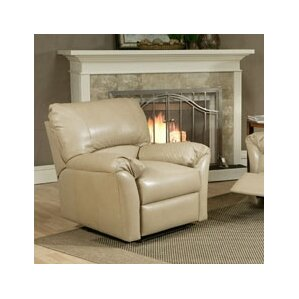 Mandalay Leather Recliner by Omnia Leather