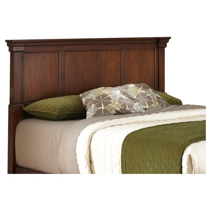 Shop Home Styles Aspen Rustic Cherry King Bedroom Set At: Darby Home Co Cargile Panel Headboard & Reviews