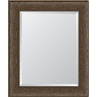 Melissa Van Hise Dark Walnut Wall Mirror
