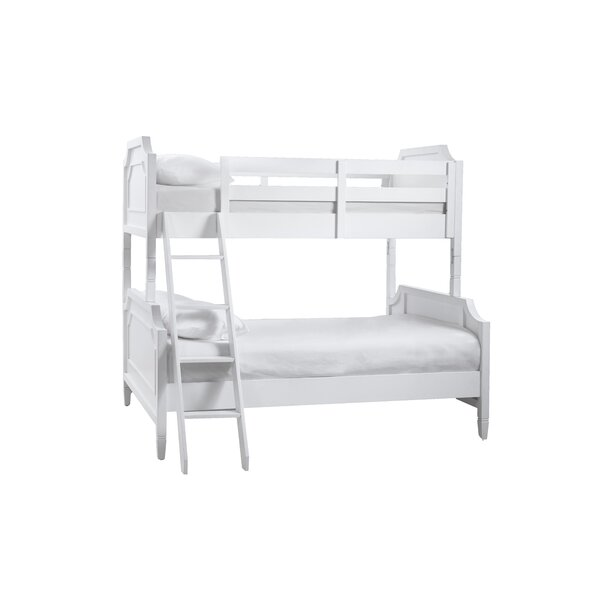 Jaylee Twin Over Full Bunk Bed by Harriet Bee