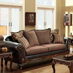 Constantine Leather Sofa