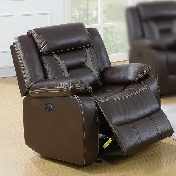 Catarina Faux Leather Power Recliner W002399017