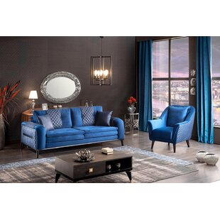 Blue Living Room Set by Corrigan Studio®