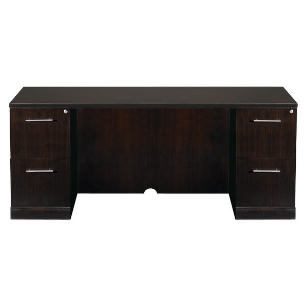 Sorrento Series Executive Desk by Mayline Group