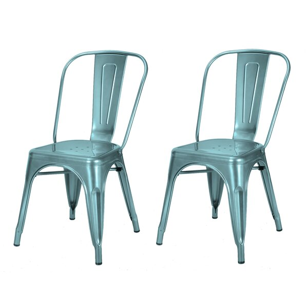 Donis Side Chair (Set of 2) by Mercury Row