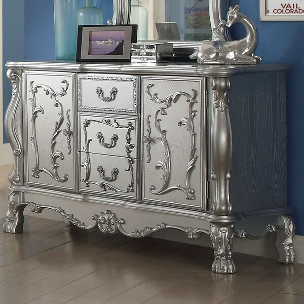Welliver 5 Drawer Combo Dresser by Astoria Grand