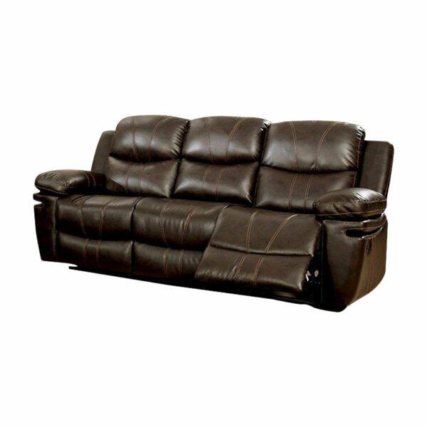 Review Darion Reclining Sofa