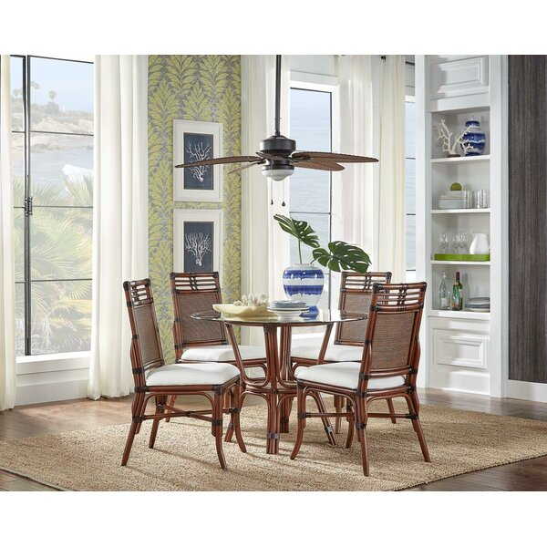 Lamont 5 Piece Dining Set by Bay Isle Home Bay Isle Home