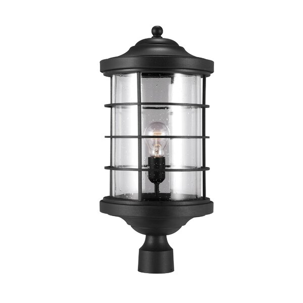 Newcastle Outdoor 1-Light Lantern Head by Breakwater Bay