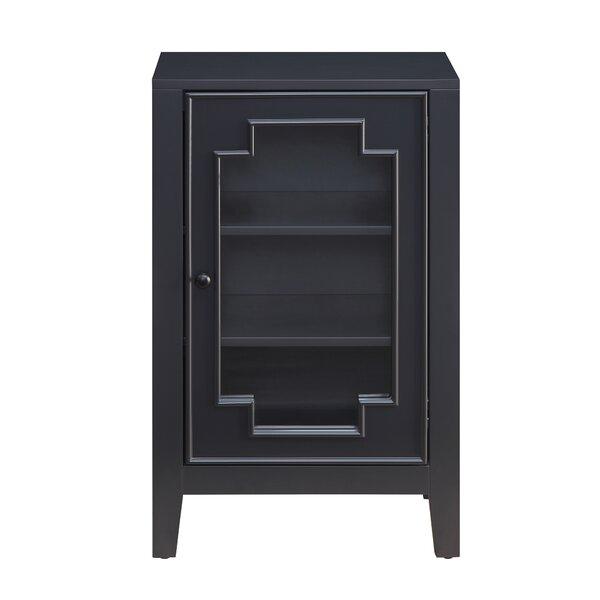 Gutshall 1 Door Accent Cabinet By Winston Porter