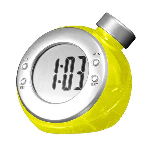 Hydro Clock by Creative Motion