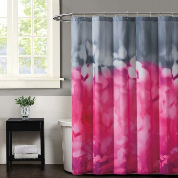 Botanical Ombre Shower Curtian by Christian Siriano