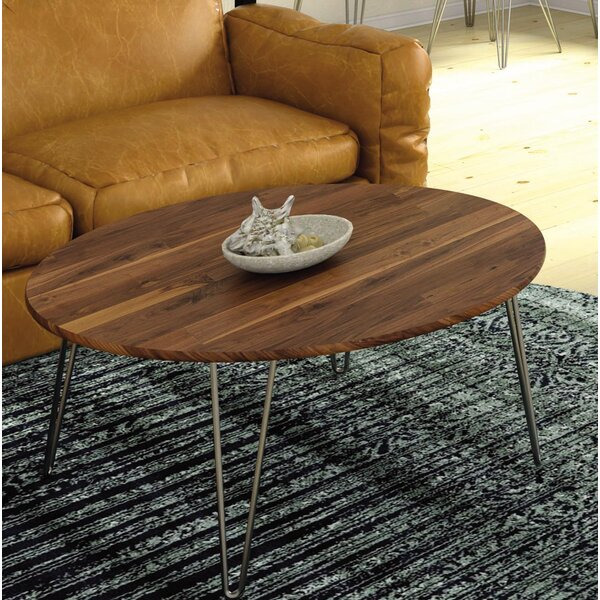 Review Essentials Coffee Table