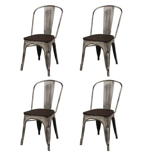 Bargain Albanese Dining Chair (Set Of 4) By Williston Forge 2019 Online